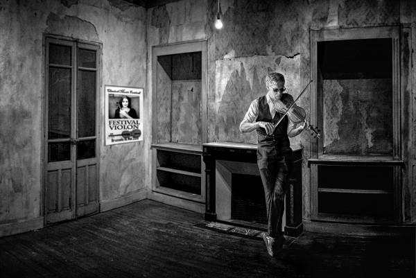 La répétition - Fernand Domange