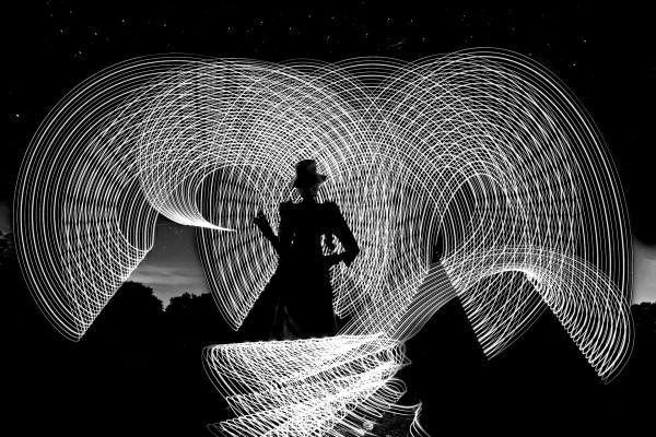 Fantôme dans la nuit - Monique Soto