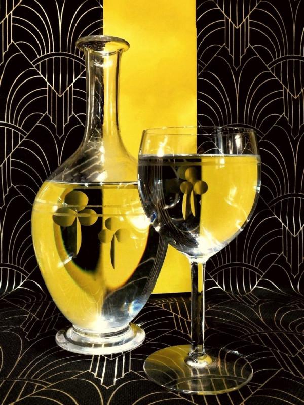 Duo de cristal - Sylvie Janou