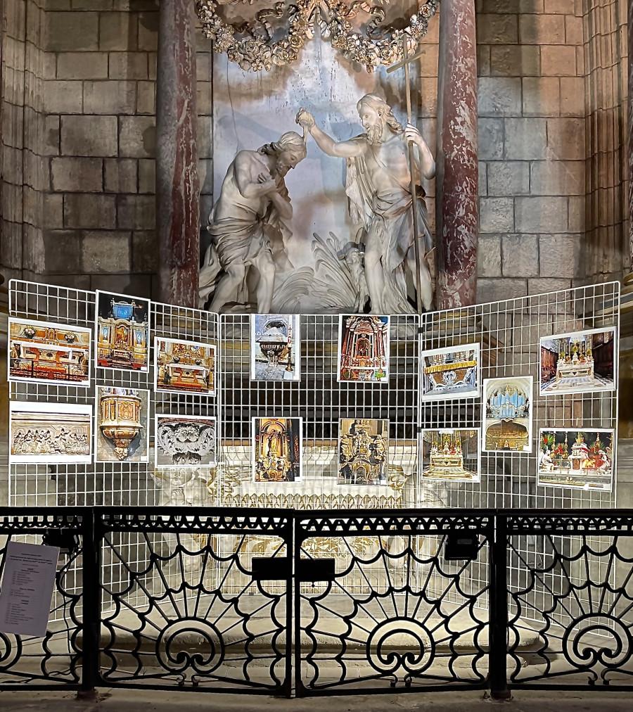 Exposition artistes 17 & 18 ième siécle.